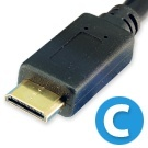 Type C (Mini) HDMI Cables