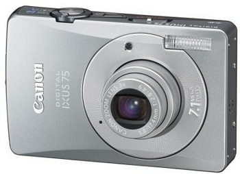 Canon Digital Ixus 75 Replacement Battery Charger