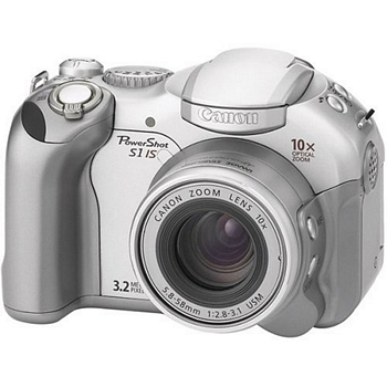 PowerShot S1 IS