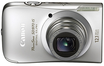 PowerShot SD970 IS