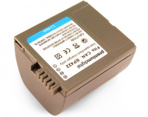 Large Canon Elura 2MC Replacement Camcorder Battery