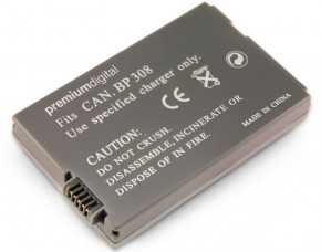 Canon BP-308 Replacement Camcorder Battery
