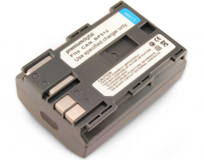 Canon ZR50MC Replacement Camcorder Battery