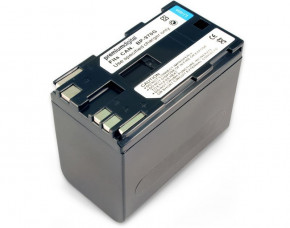 Large Canon DM-XM1 Replacement Camcorder Battery