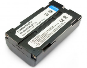 Hitachi VM-E368E Replacement Camcorder Battery