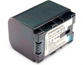 JVC Everio GZ-HM40 Large Replacement Camcorder Battery