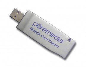 Puremedia USB Mobile Card Reader / Writer (17 in 1)