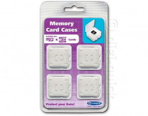 Integral micro SD Memory Card Holders (Pack of 4)