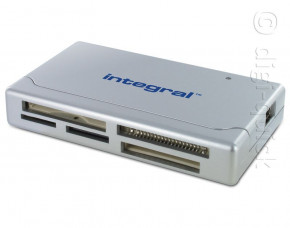 Integral Multi-Card Reader / writer (17 in 1)