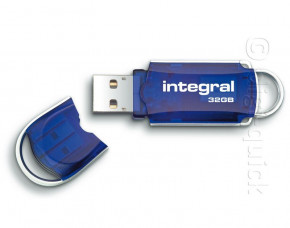 32GB Integral Courier USB Flash Drive