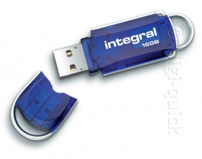16GB Integral Courier USB Flash Drive
