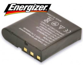 Energizer Exilim EX-FC150 Replacement Casio Battery