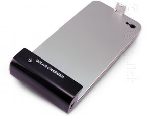 iPhone 4 Solar Charger