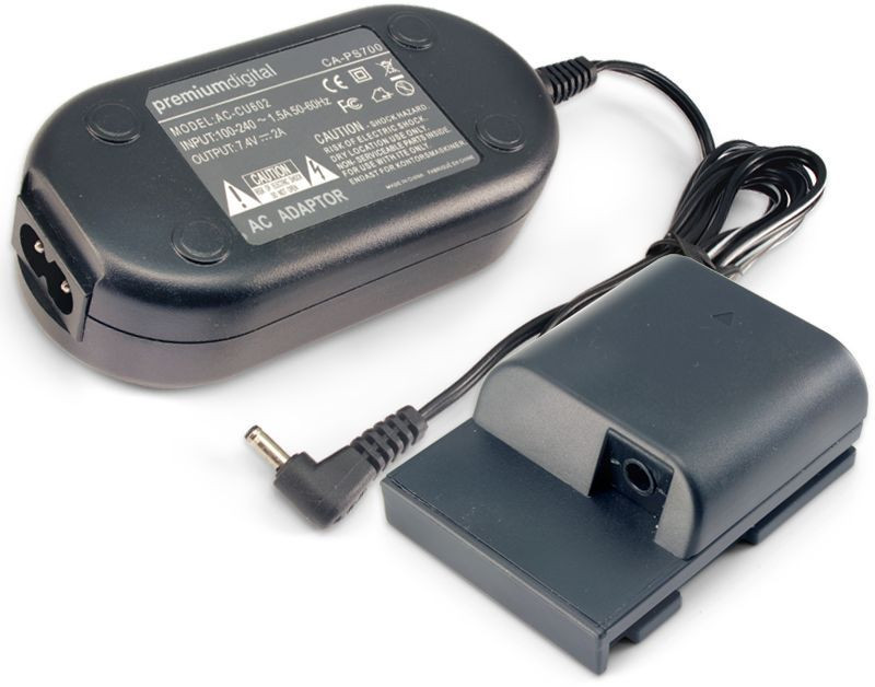 Canon EOS 350D Replacement AC Power Adapter