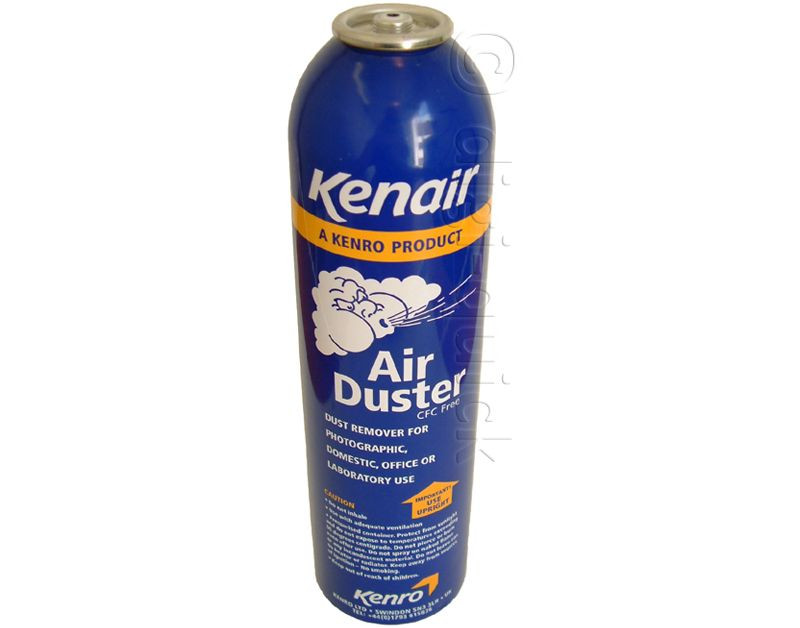 kenair air duster refill cartridge 360ml. Black Bedroom Furniture Sets. Home Design Ideas