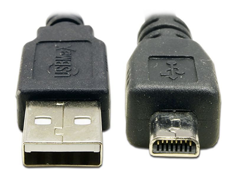 USB cable for NIKON COOLPIX P530